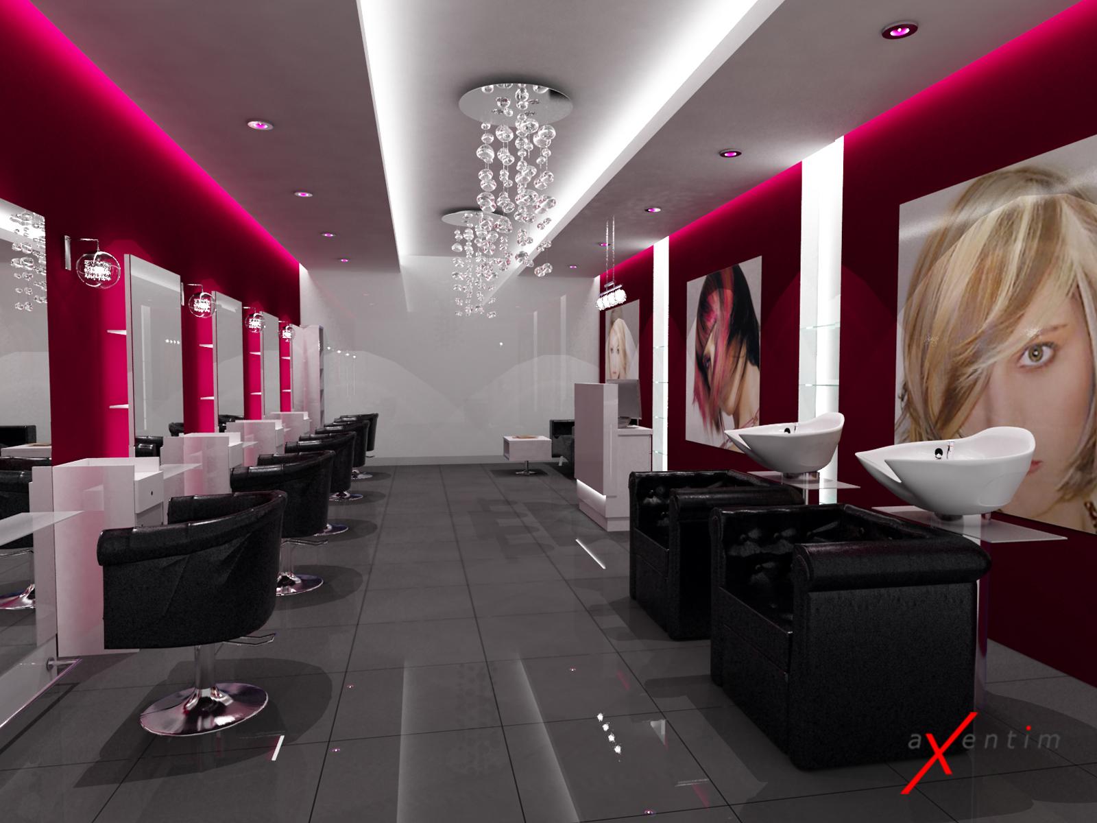 salony fryzjerskie axentim